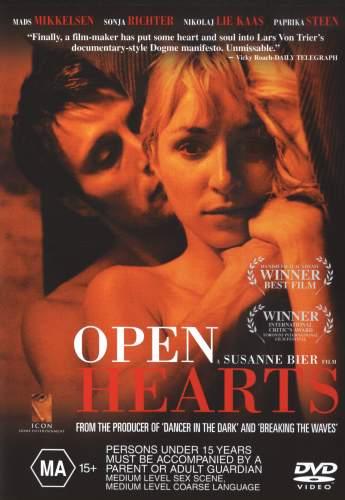 Open Hearts Elsker Dig For Evigt 2002
