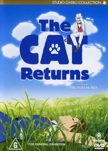 ผลการค้นหารูปภาพสำหรับ The Cat Returns (2002)