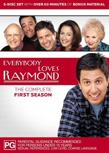 everybody loves raymond complete first season 1996