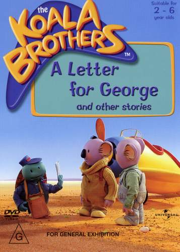 Koala Brothers Volume 1 A Letter For George 2003