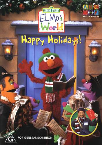 Elmo S World Happy Holidays 2002