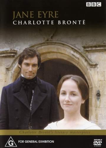 Jane Eyre 1983 Cover Art