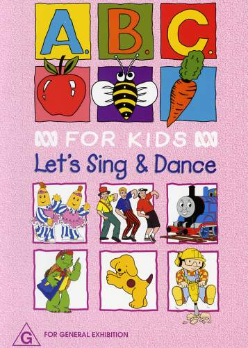 Abc For Kids Let S Sing And Dance 2004