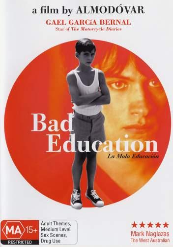 Bad Education (Mala educación, La) (2004)