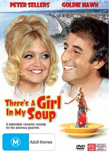 There's a Girl in My Soup Cover