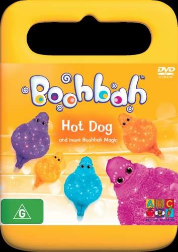 Boohbah Hot Dog