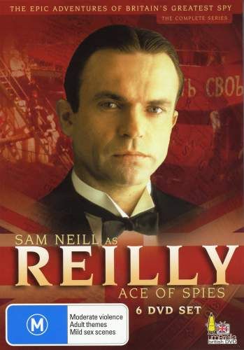 Reilly Ace Of Spies The Complete Series 1983