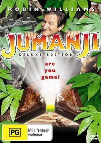 Jumanji Deluxe Edition 1995