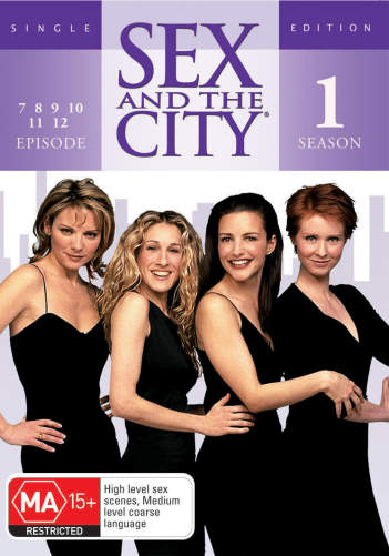 Sex and the city disk