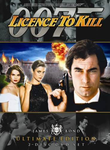 Licence to Kill: Ultimate Edition (1989)