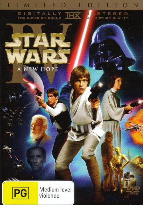 Film review of star wars a new hope