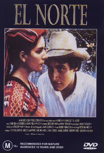 a film review of gregory navas el norte Director: gregory nava , el norte is a challenging film to watch reviews, editorials & insight on film and television pages home.