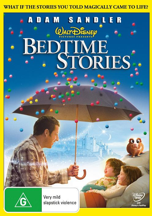 bedtime stories rating
