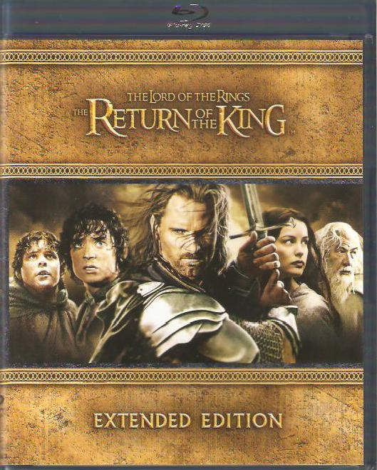 Lord Of The Rings Extended Edition – Bexdyie