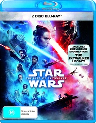 Star Wars The Rise Of Skywalker Blu Ray 2019