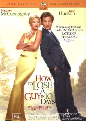 kate hudson dress how to lose a guy in 10 days. How to Lose a Guy in 10 Days