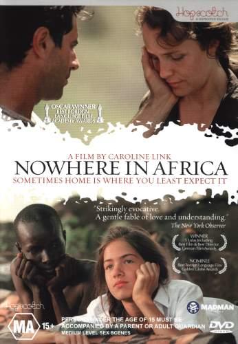film nirgendwo in afrika